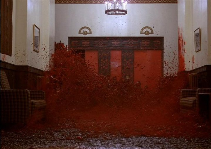 the shining blood elevator   heyuguys