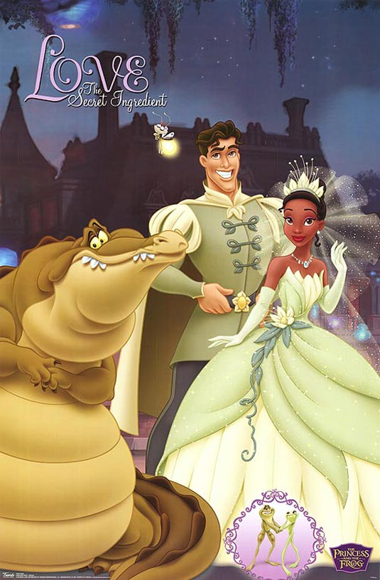 the princess and the frog poster. If you#39;ve not seen the trailer
