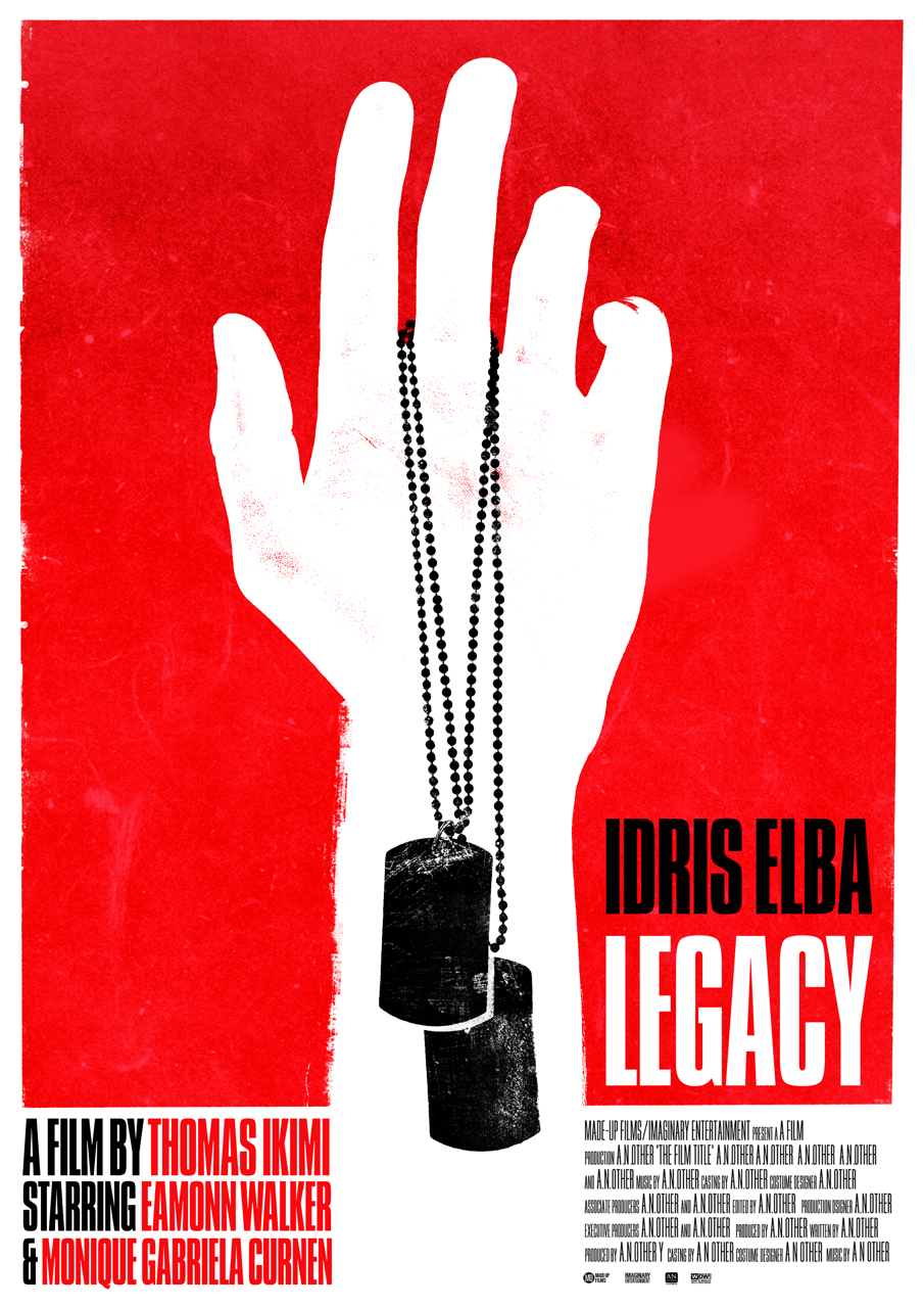 Legacy Poster - HeyUGuys