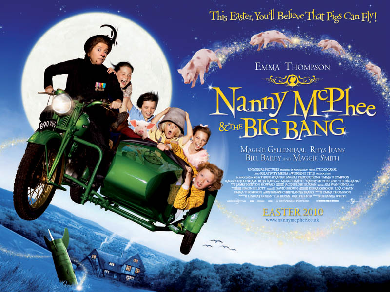 Nanny McPhee And The Big Bang (2010) DVDrip XviD