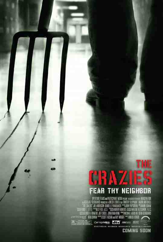 Vos derniers visionnages DVD et  Blu Ray - Page 6 The-Crazies-Poster