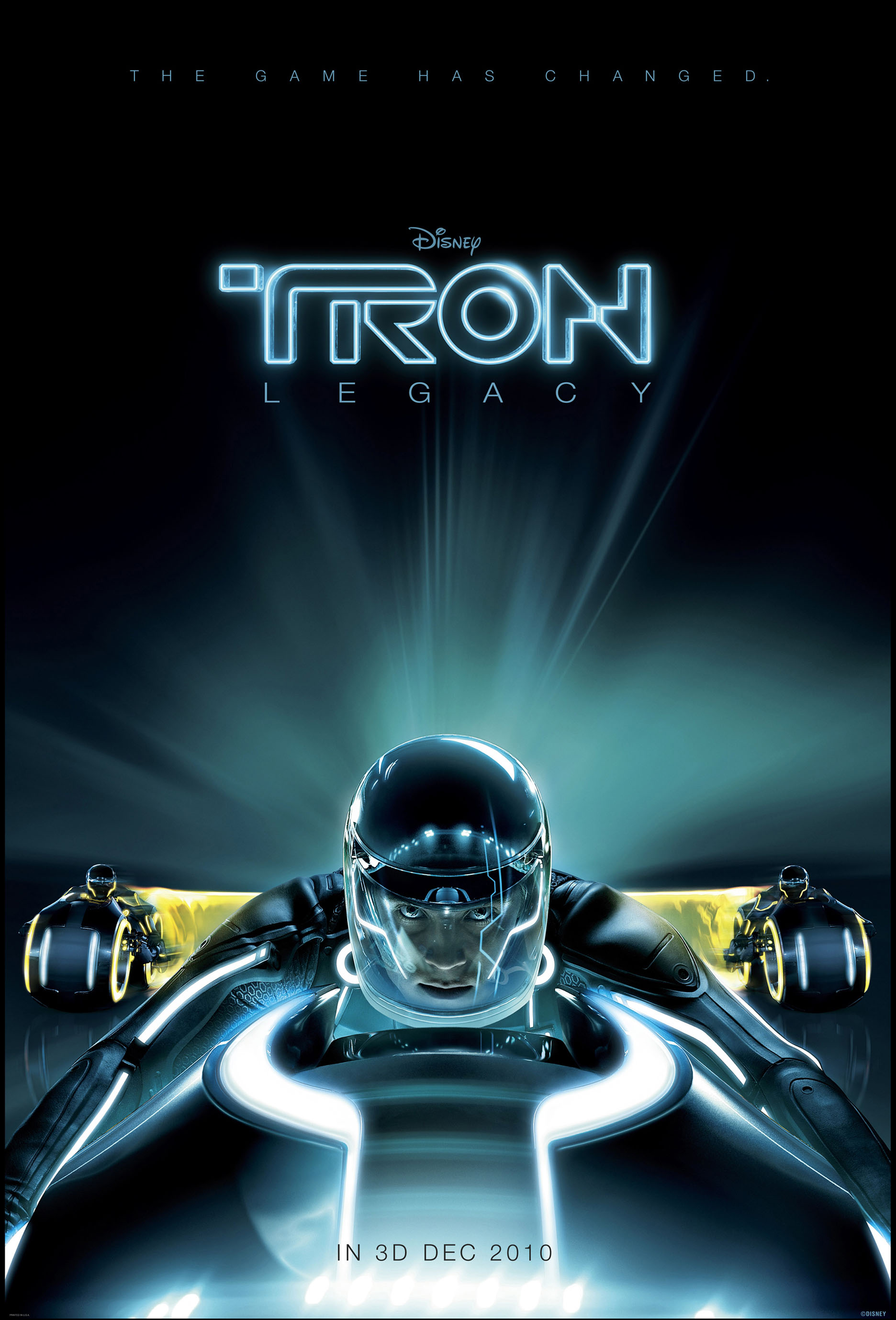 Edition Of Tron Legacy Video Game Tron Evolution Announced | Short ...