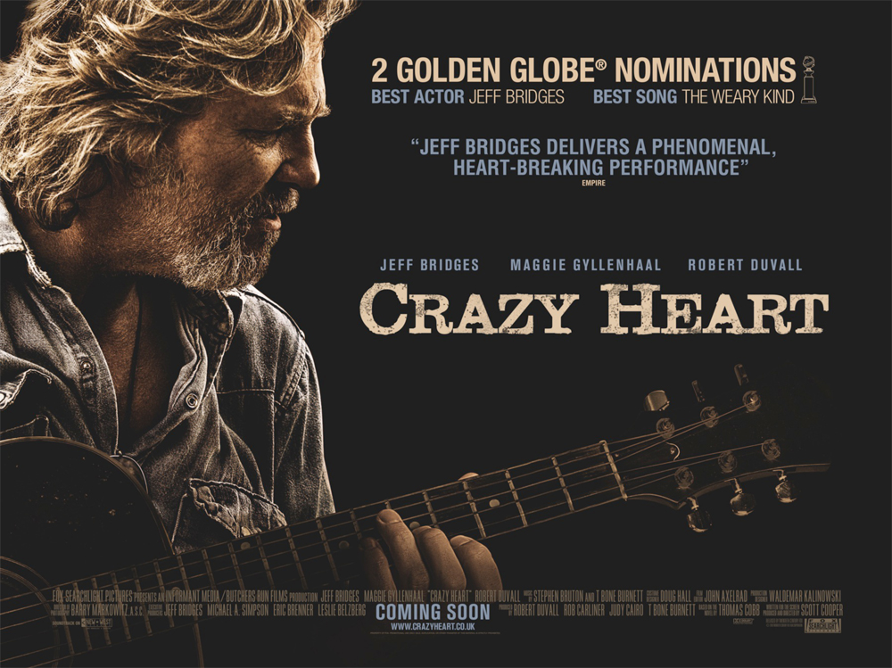 Najbolja muzika iz filmova CrazyHeart_Quad