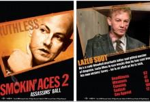 Smokin Aces 2 Assassins Ball Character Cards Heyuguys