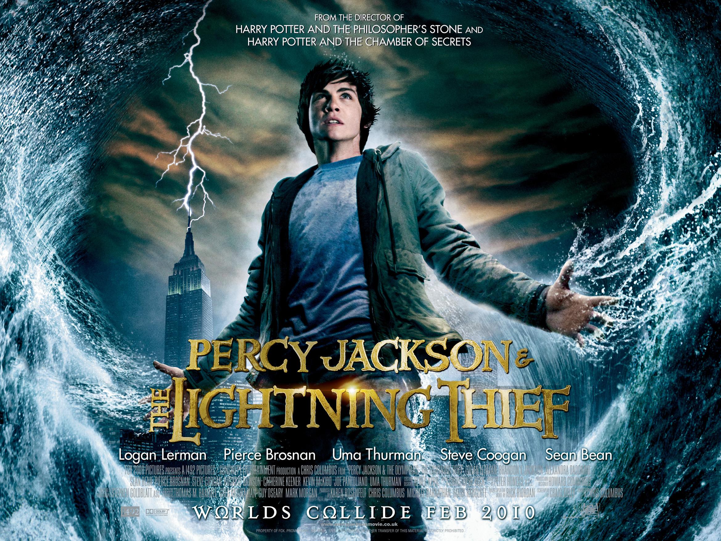 KẺ CẮP TIA CHỚP Percy Jackson & the Olympians: The Lightning Thief (2010)