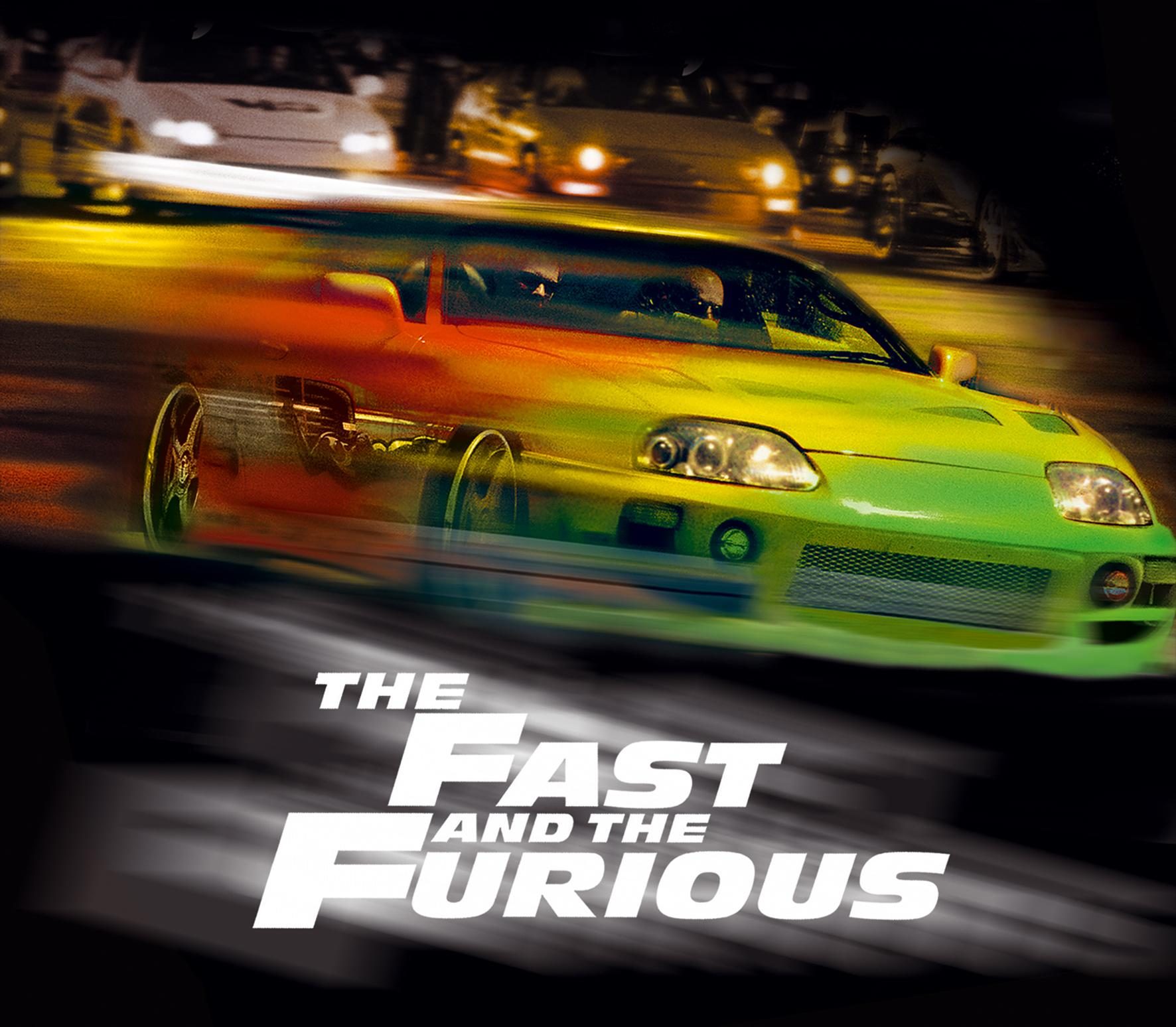 Watch Fast & Furious online free