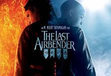 The Last Airbender International Poster