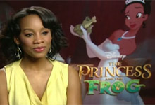 Anika Noni Rose - Tiana: The Princess and the Frog