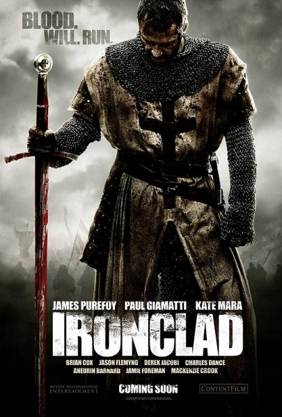 james purefoy ironclad. James Purefoy for Ironclad