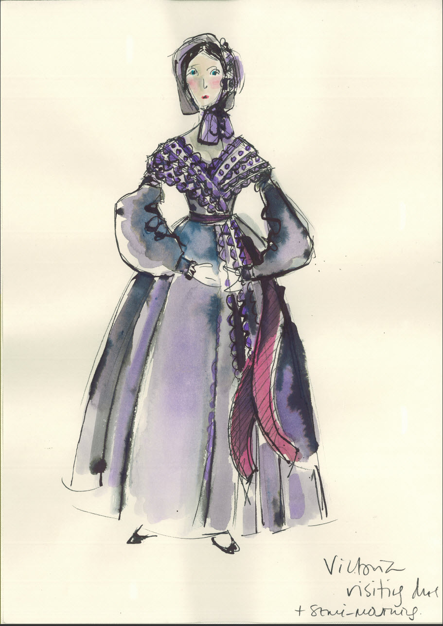 The Young Victoria Costume Design Heyuguys