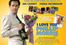 I Love You Phillip Morris Poster