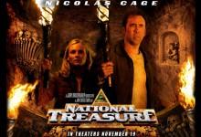 National Treasure Poster
