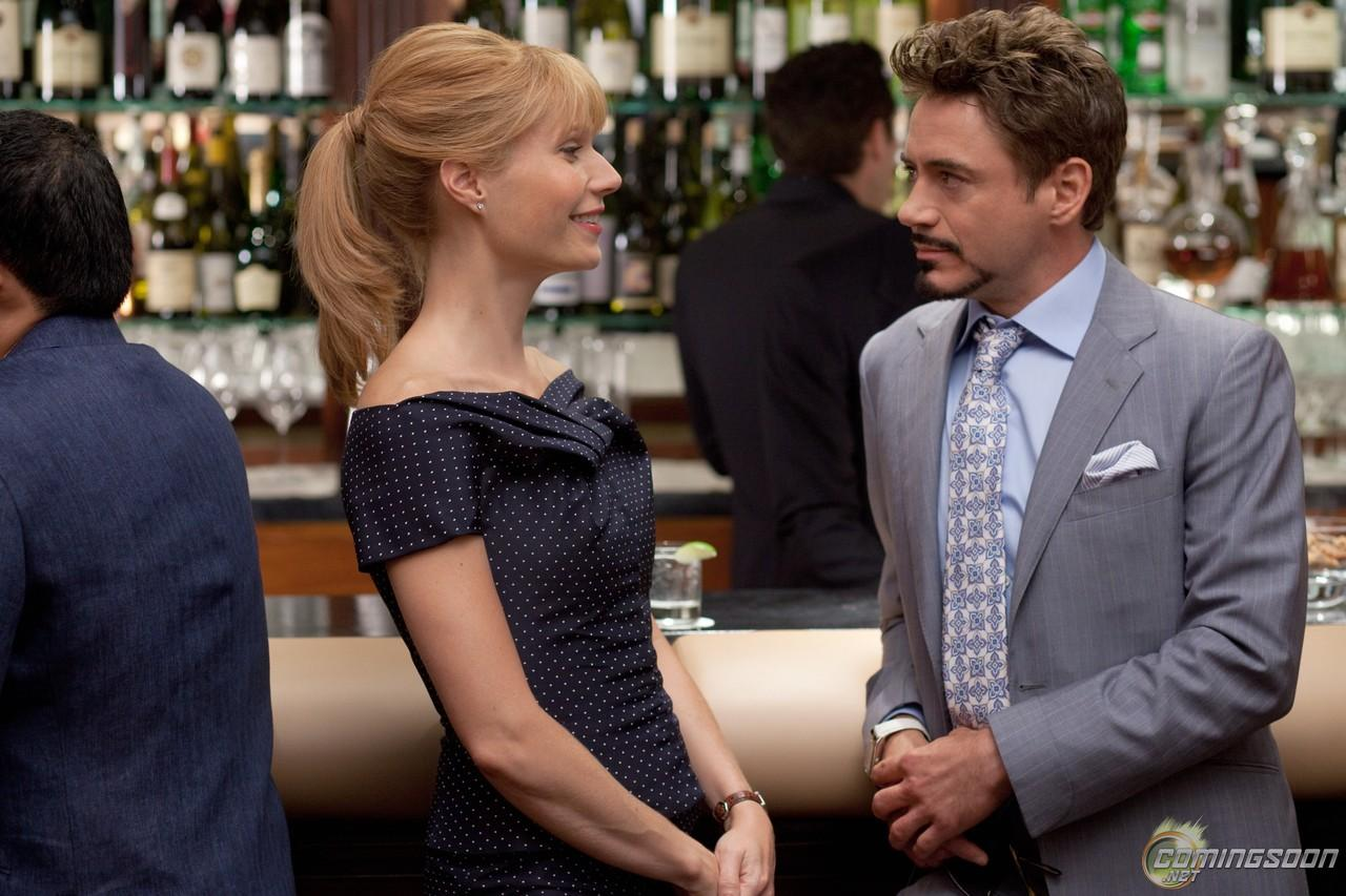 ironman and pepper potts relationship questions