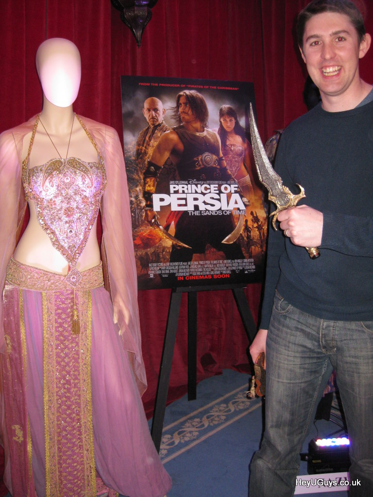 Costume & Prop Photos from Prince of Persia: The Sands of ...