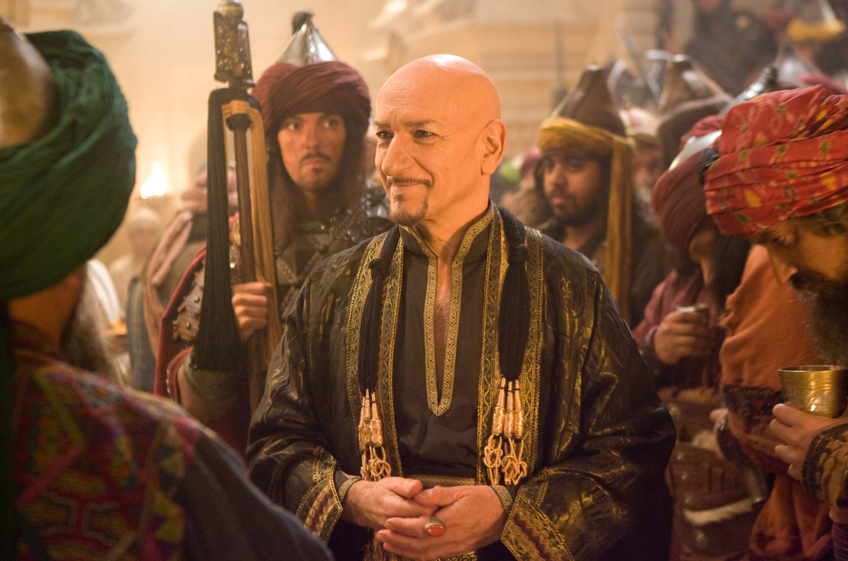 PRINCE OF PERSIA: THE SANDS OF TIME - Sir Ben Kingsley ...