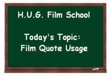 HeyUGuys Film School