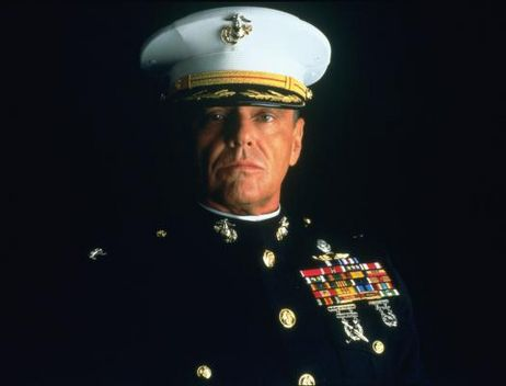 re watchable a few good men heyuguys as i stated before i can pick this movie up at any point and be perfectly content to watch the rest of it i have a few films that i m like that