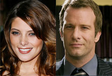 Ashley Greene and Thomas Jane
