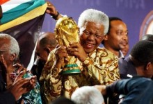 The Fifa World Cup and Nelson Mandela