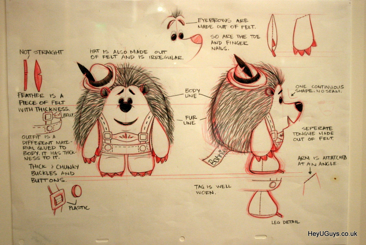 Toy Story Original Concept Art Toy Story 3 Concept Art-14