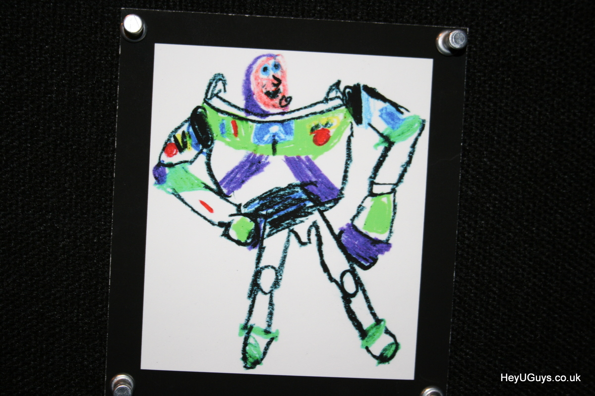 Toy Story Original Concept Art Toy Story 3 Concept Art-18