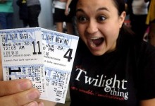 Twilight Ticket Excitement