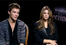 Ashley Greene and Xavier Samuel
