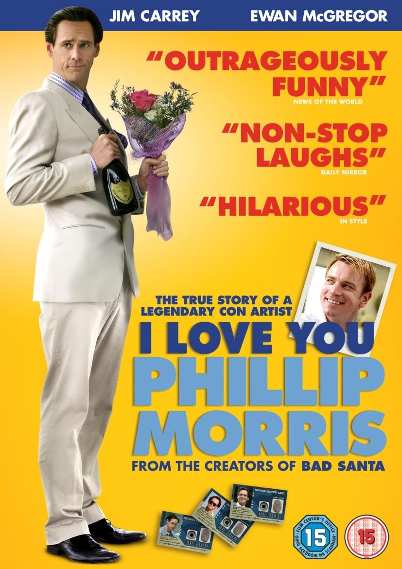 მიყვარხარ ფილიპ მორის (ქართულად) I Love You Phillip Morris Я люблю тебя, Филлип Моррис
