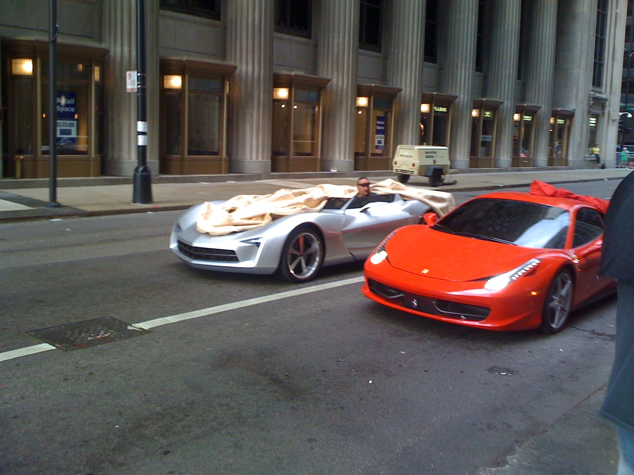 More Transformers 3 Location Pics and Videos – Optimus ...