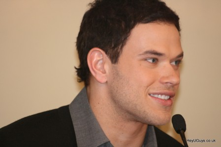 Twilight Eclipse UK Press Conference-17
