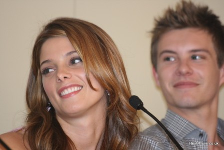 Twilight Eclipse UK Press Conference-25