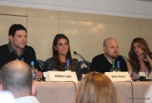 Twilight Eclipse UK Press Conference-33