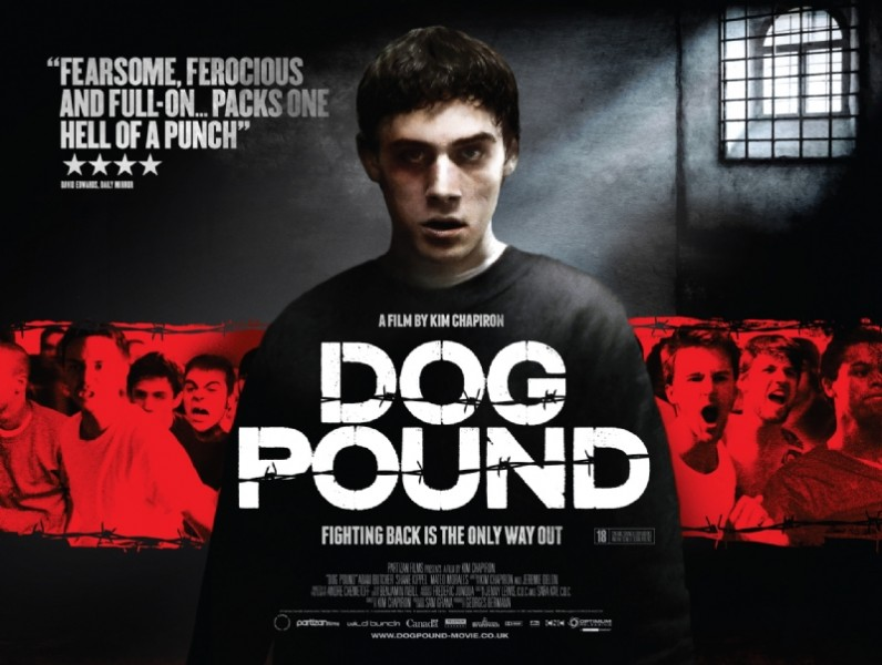 Dog Pound.thats a sad movie right there. ~ Get Reel
