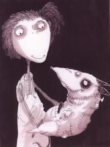 Tim Burton S Frankenweenie Gets Release Date And Concept Art Peek Heyuguys