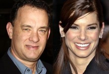 Ton Hanks and Sandra Bullock