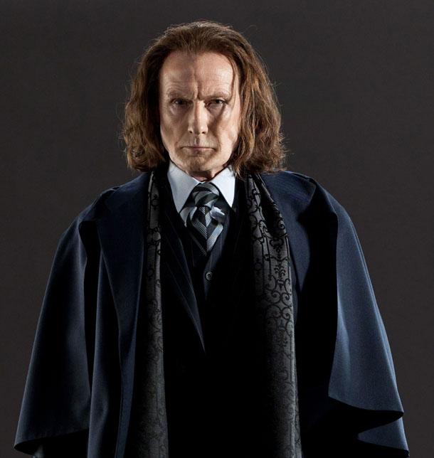 Bill Nighy Harry Potter