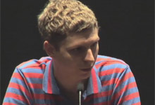 Michael Cera - Scott Pilgrim Press Conference