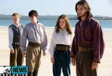 The Chronicles of Nania - The Voyage of the Dawn Treader - William Moseley, Skandar Keynes, Anna Popplewell and Ben Barnes