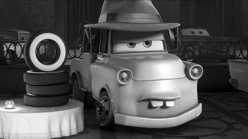First Stills And Synopsis From Pixar S Cars Short Heyuguys