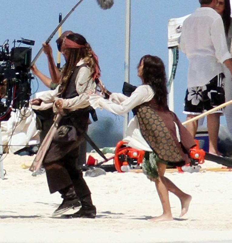 More Pirates Of The Caribbean 4 Set Photos Surface Heyuguys