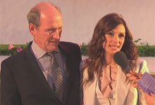 Richard Jenkins and Julia Roberts - Eat Pray Love UK Premiere