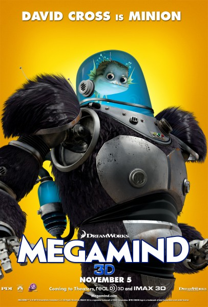 [DreamWorks] MegaMind (2010) Minion-406x600