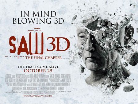 Saw 3D: The Final Chapter (2010) Online