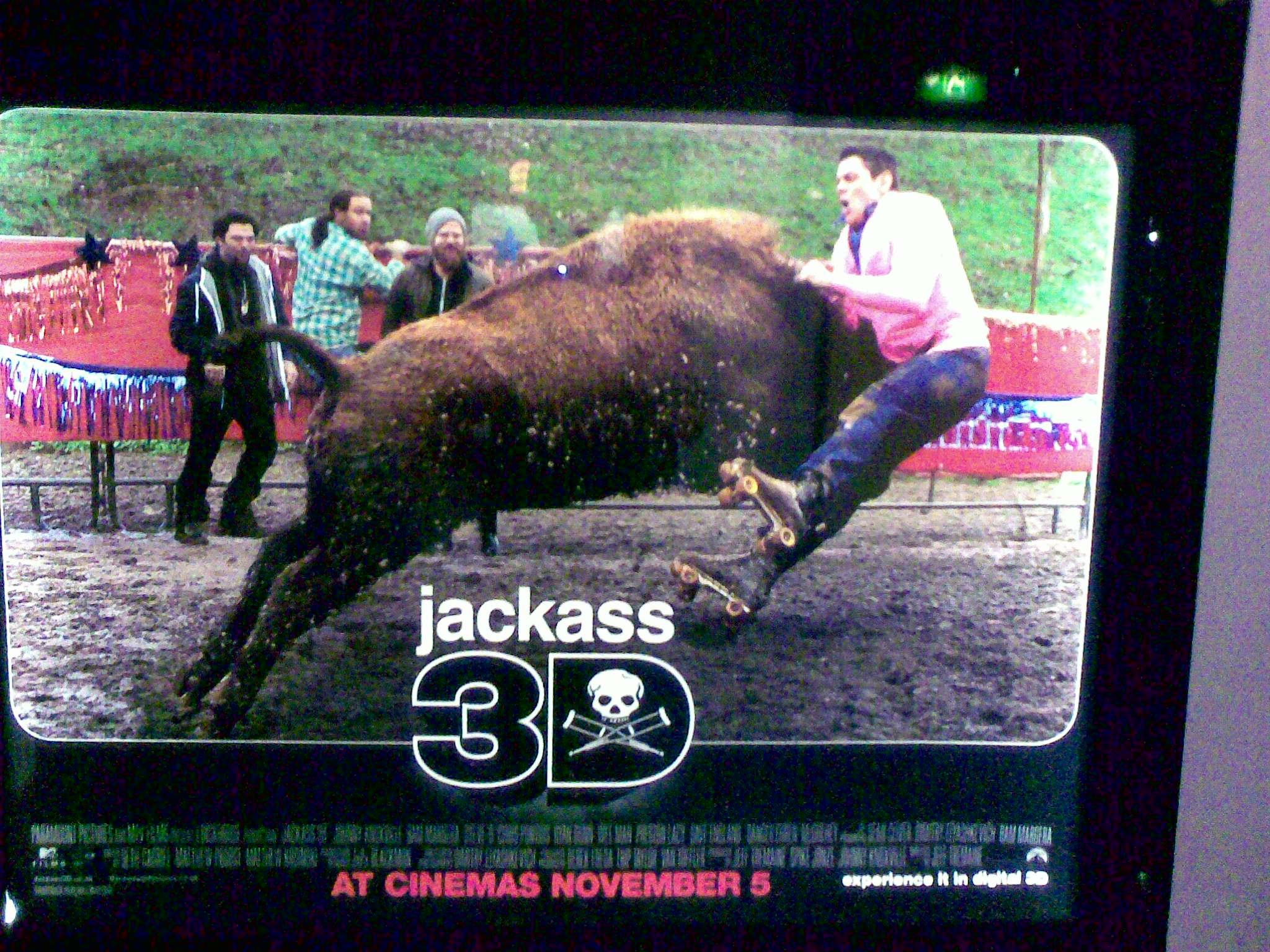 Jack Ass Sound Track 47