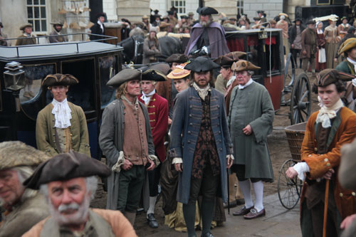Jerry Bruckheimer Provides More Set Photos From Pirates Of The Caribbean 4 Heyuguys