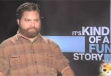 Zach Galifianakis Interview