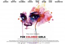 For Colored Girls - UK Poster