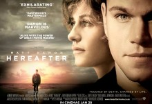 Hereafter UK Poster