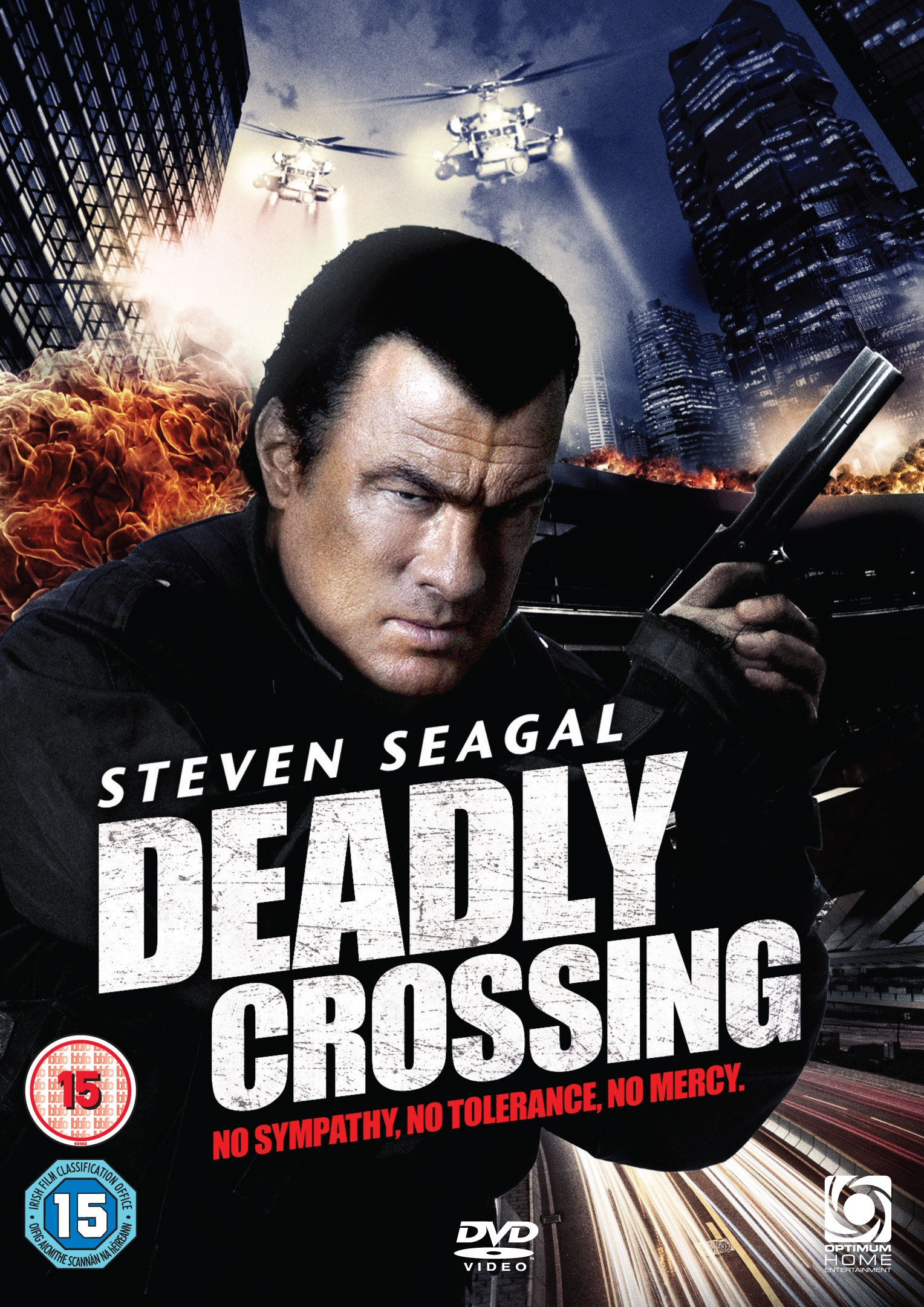 Baixar Deadly Crossing DVDRiP XViD