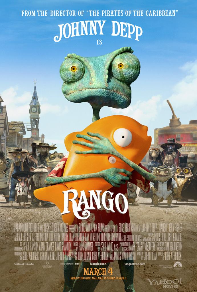 Rango [ILM - 2011] Rango